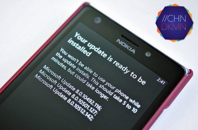 Windows Phone 8 Güncelleme 3