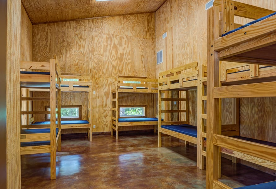 Magnolia Cabin for Group Retreats  Rentals  Camp ChoYeh