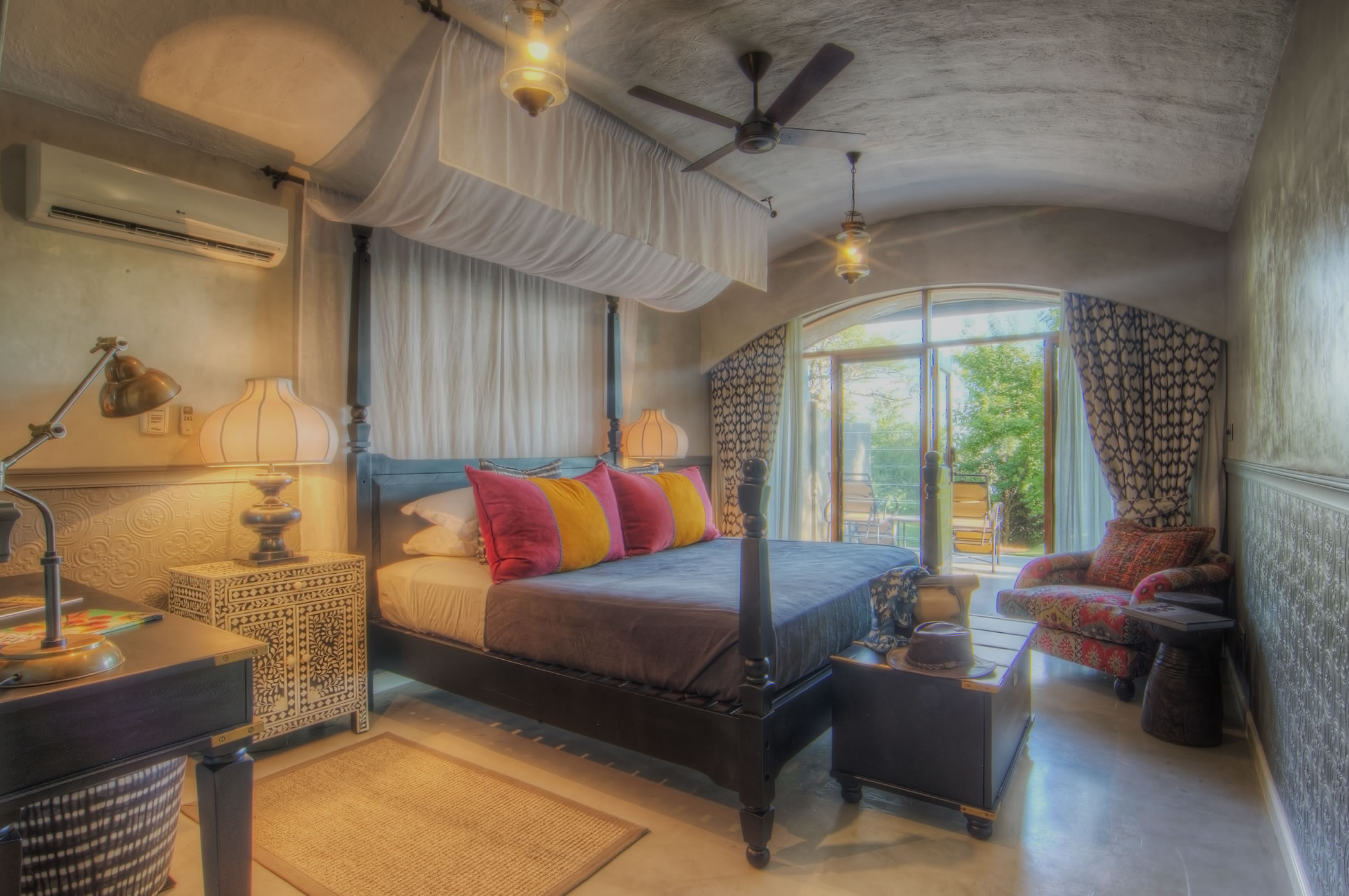 comfortable chairs for bedroom what is the best height a chair rail standard room - chobe game lodge