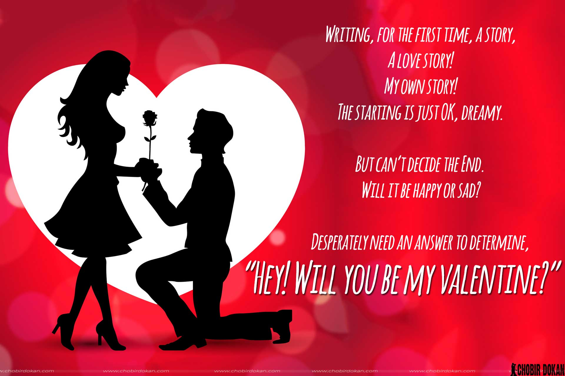 Valentine S Day Poems For Her