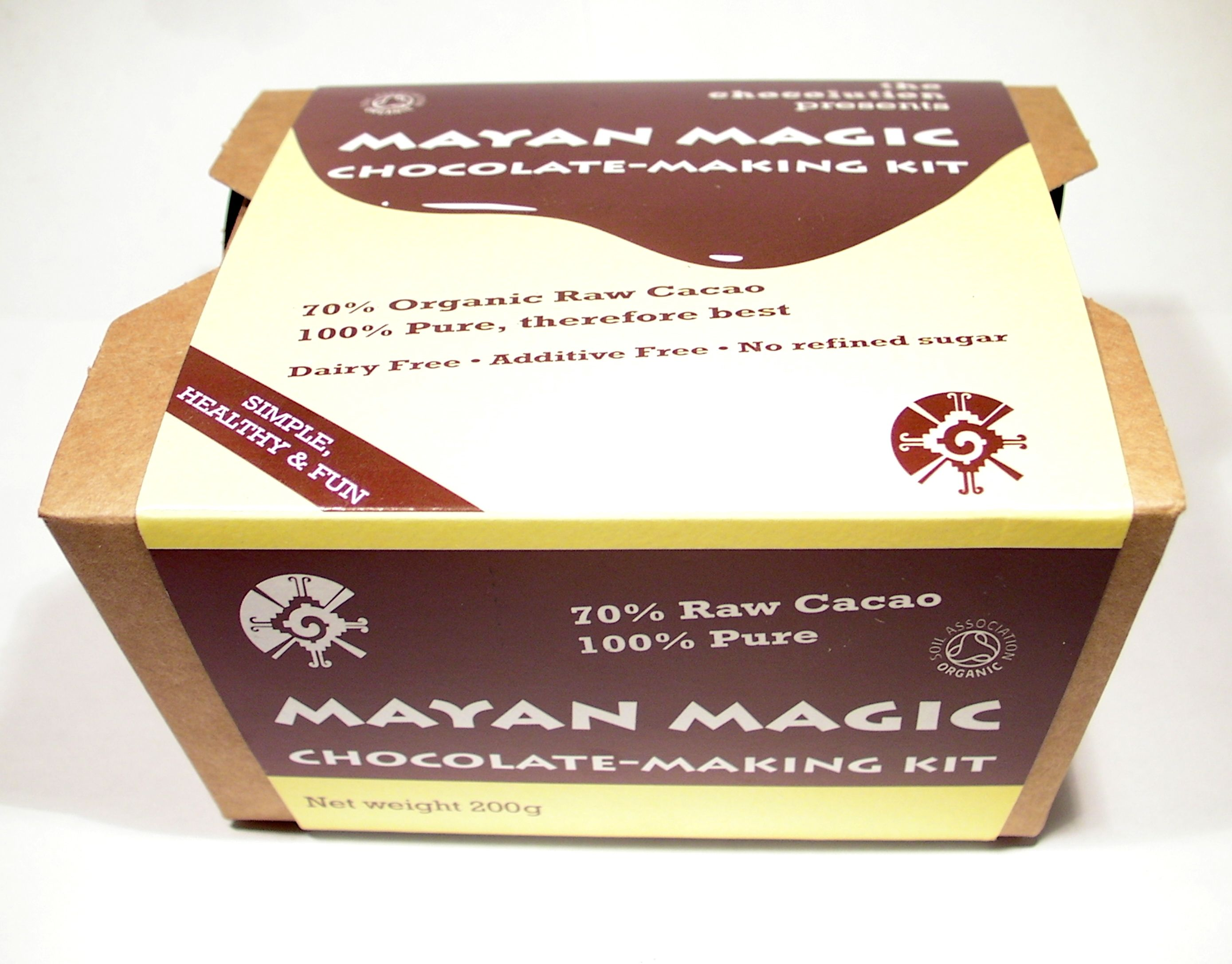 Image result for mayan magic chocolate making kit