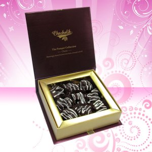Dark Almond Rocks Gift Box