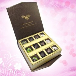 Pista and Nutty Chocolate Collection