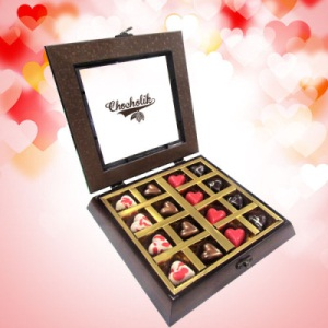 Twinkling Hearts Chocolates