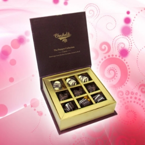 9 Pc. Classic Chocolate