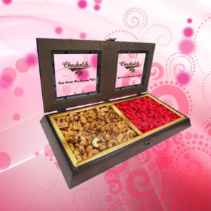 The Colourful Combo of Dry Fruits