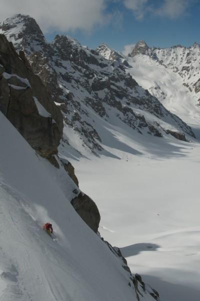 Hilaree O'Neill Skiing at 18,000 Ft Himalaya
