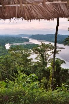 Ecuadorian Amazon Napo River