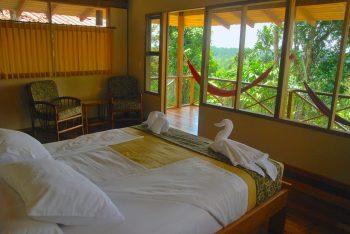 Yachana Lodge Room Ecuador Amazon