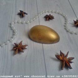 Шоколад ручной работы. Шоколадное яйцо