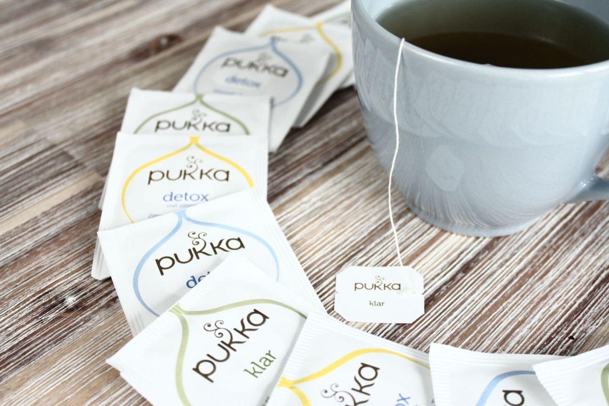 Produkttest Pukka Tee