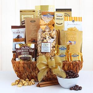 Delightful Decadence Dessert Gift Basket