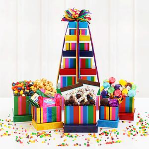 Birthday Bonanza Tower of Treats
