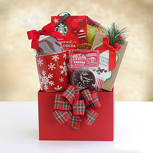 A Holiday Coffee and Deserts Box