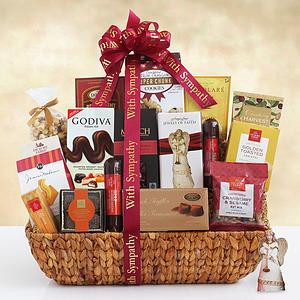Spiritual Sympathy Gift Basket