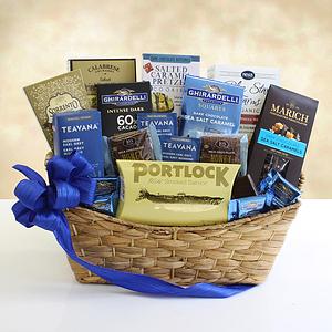 A Gift Basket of Kosher Favorites