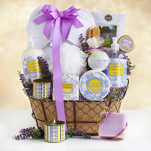 A Getaway Lavender Spa Gift