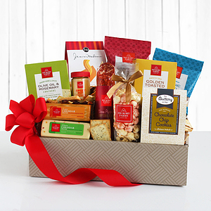 A Savory Holiday Gift from Hickory Farms