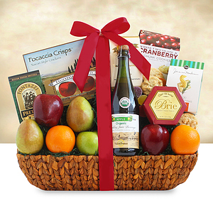 The Healthier Gift Basket