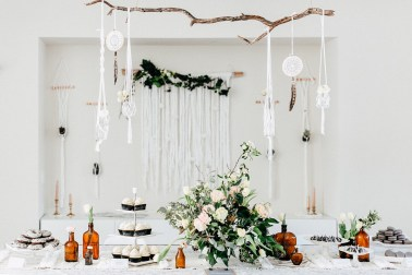 styled photoshoot | dessert table