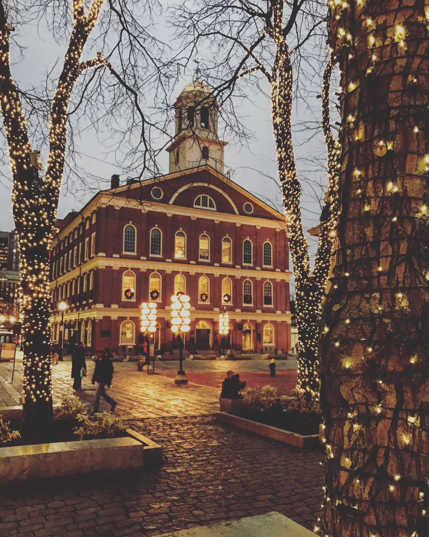 Instagramming Boston