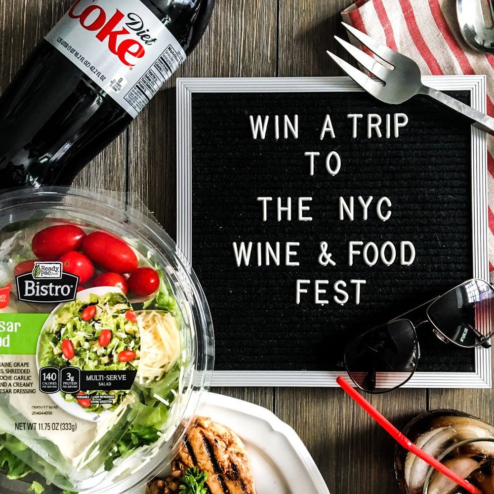 Win a Trip to the NYC Wine & Food Festival