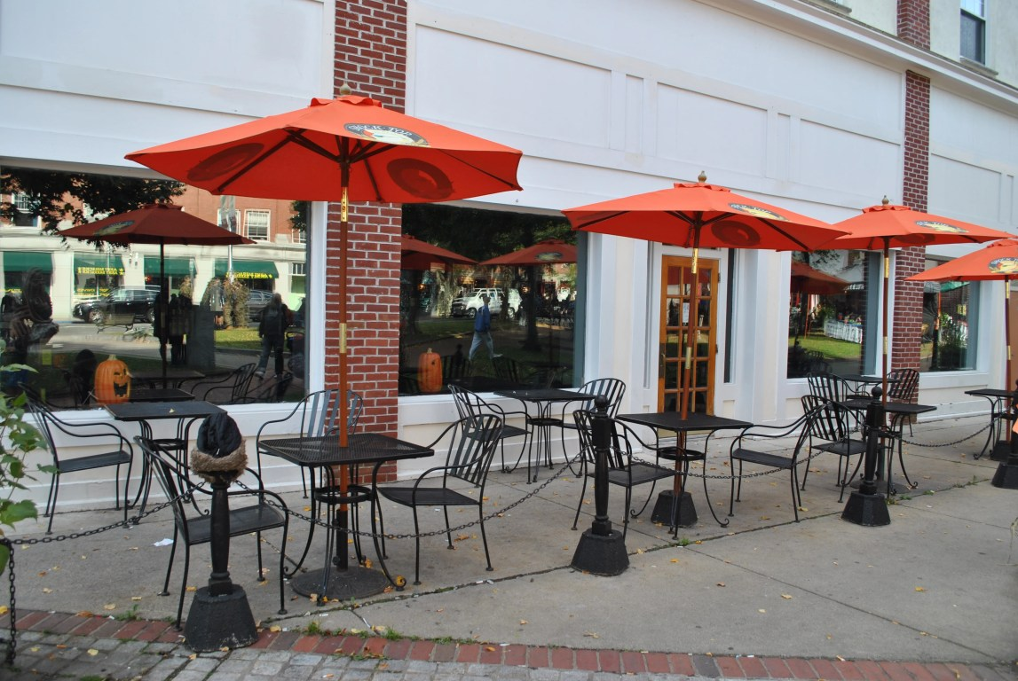 Lifestyle Blogger Chocolate and Lace shares her visit to Salem Massachusetts