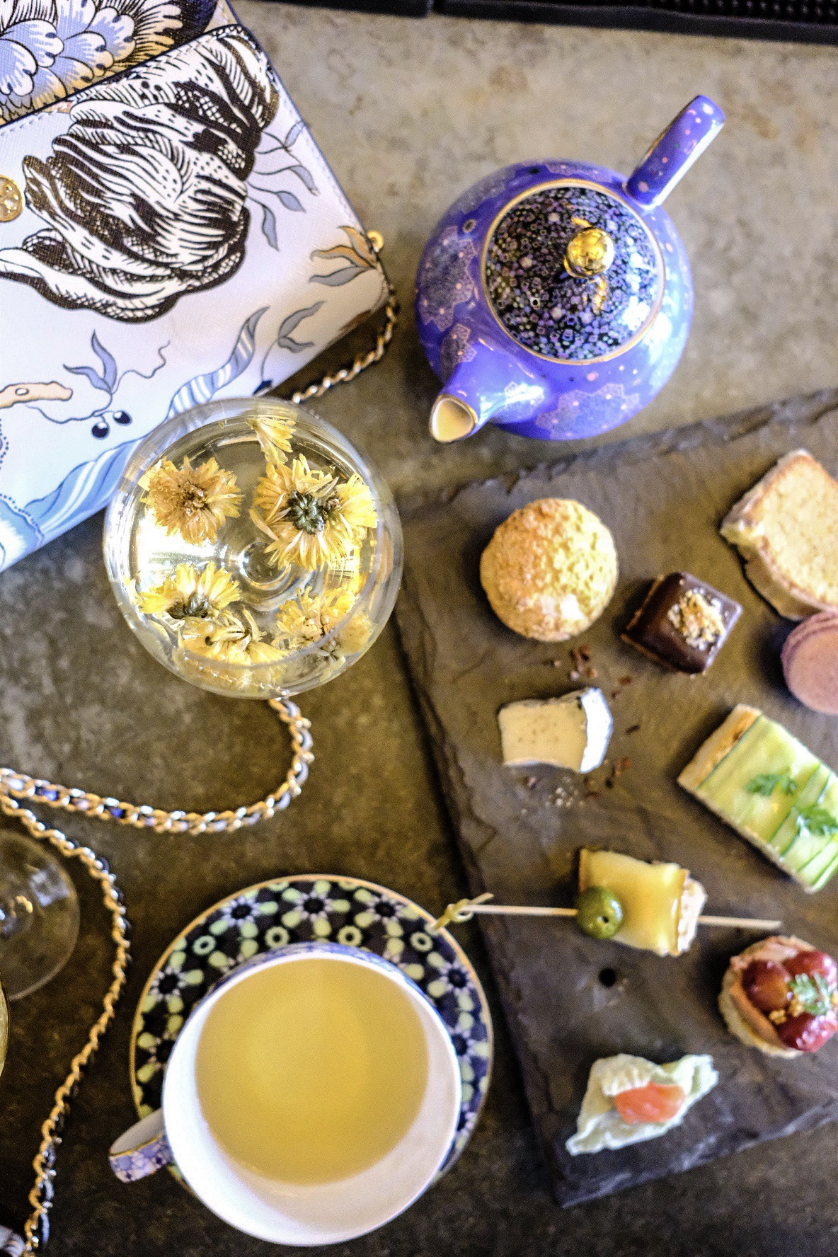 Where to Eat in Philly: Afternoon Tea at Fork