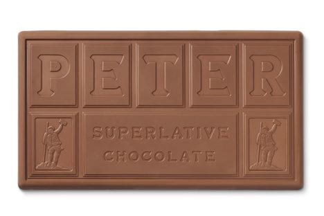 Peter's Broc Milk Chocolate 10 lb block