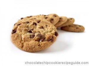 Grand Marnier chocolate chip cookie