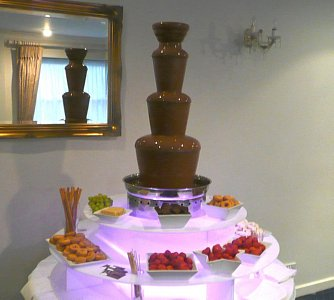 CHOCOLATE FOUNTAIN HIRE MANCHESTER Stockport etc