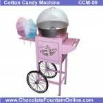 CCM09 Professional cotton candy machine