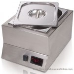 CT08 8kgs Commercial Chocolate Tempering Machine