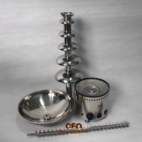 CF33A commercial chocolate fountain