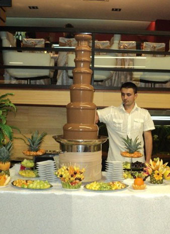 Chocolate Fountain for Restaurant