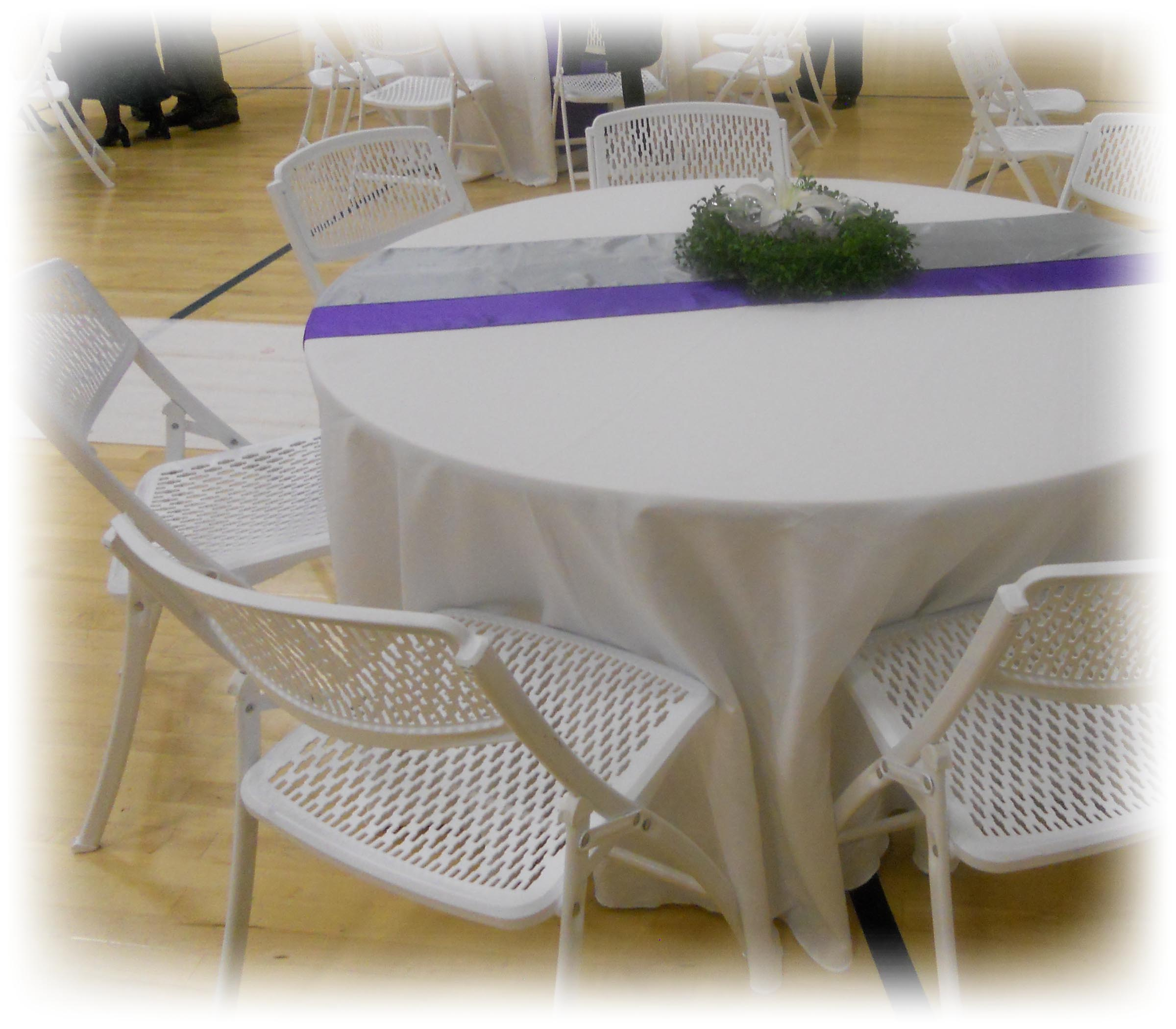 chair cover rentals utah santa hat covers set 4 we rent tables chairs and linens in springville