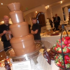 Table And Chair Rental Prices High Back Chairs For Living Room Chocolate Fountain | Utah Fountains A Affair