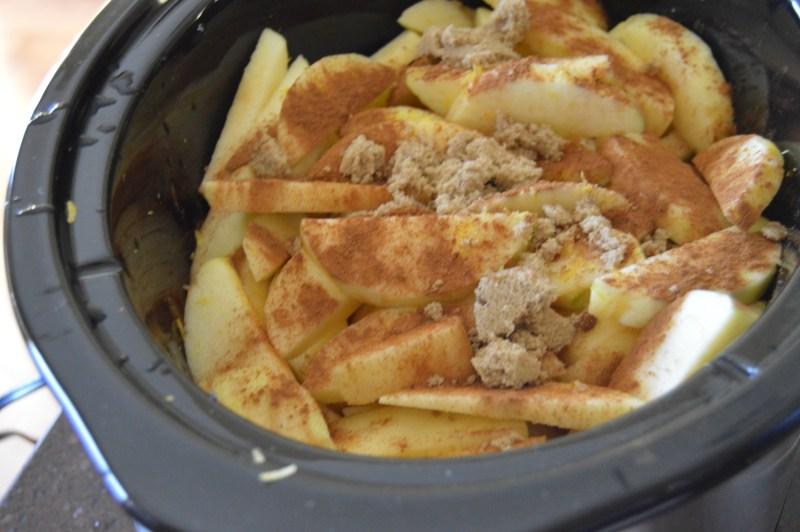 Crock Pot Apples