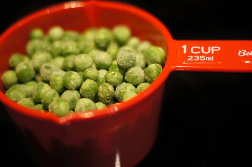 Peas Red Food