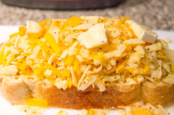 Grilled Cheese Sandwich, recipe, grilled cheese, cheese, quick recipe, grilled cheese recipe, gruyere, brie, cheddar,