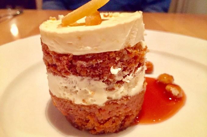 Paese - Italian Carrot Cake