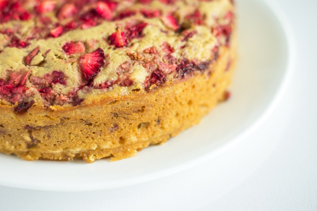 Strawberry Ricotta Cake Gone Wrong - Kitchen Disasters