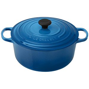 Le Creuset French Oven - Blue
