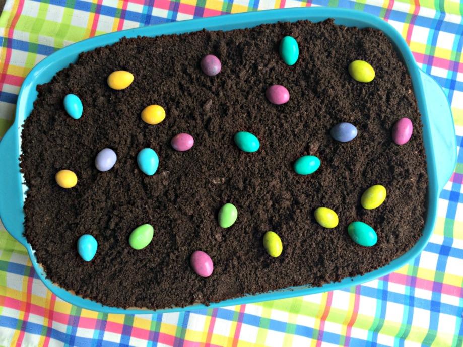Dirt Delight {Easter Dessert}