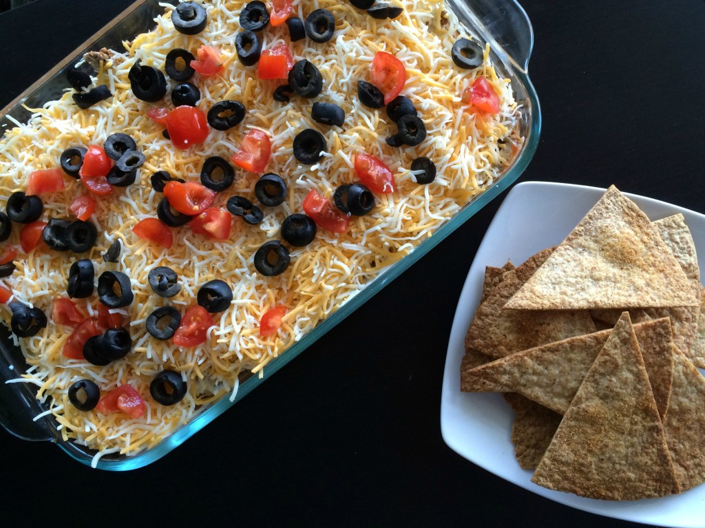 Meat Lovers Mexican Dip2