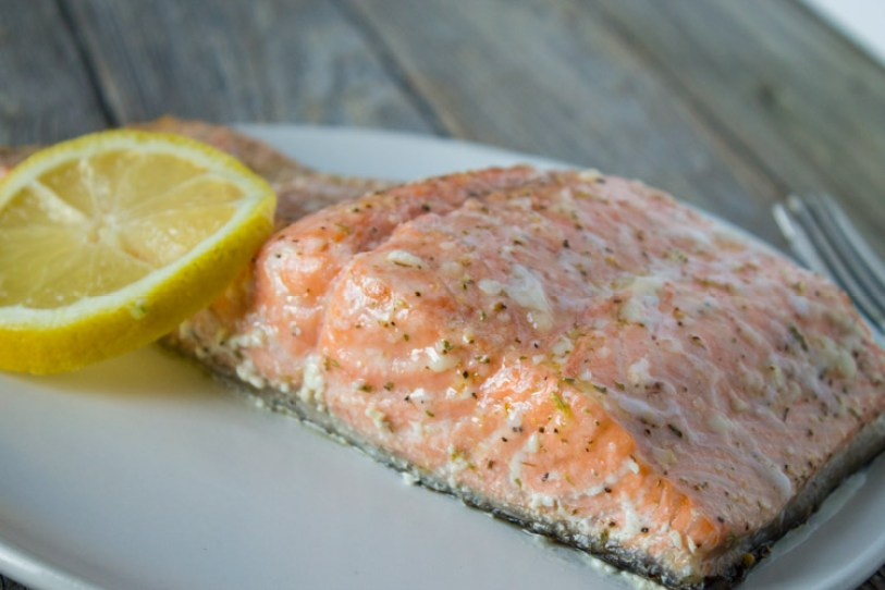 The-Best-Way-to-Cook-Salmon-Slow-Cooked-Salmon Kara Lydon