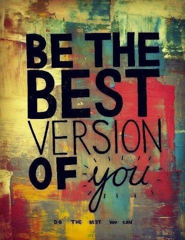How to Be the Best Version of You {Guest Post from Kendra}