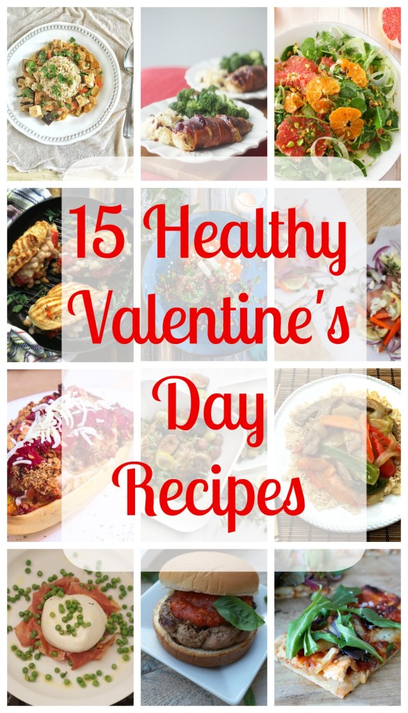 15 Healthy Valentine's Day Recipes