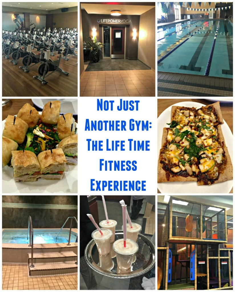 Not Just Another Gym: the Life Time Fitness Experience