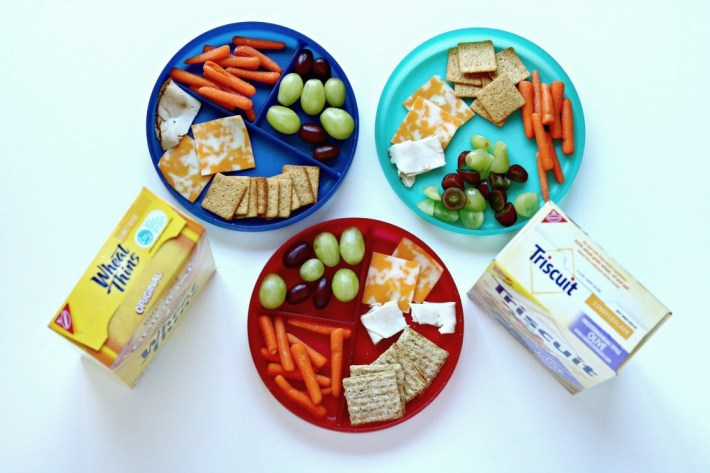 kids lunch Nabisco whole grains